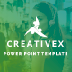 Creativex PowerPoint - GraphicRiver Item for Sale