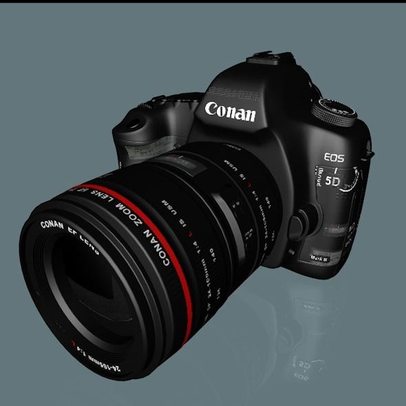 conan 3d - 3DOcean Item for Sale