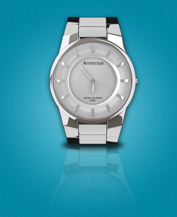 Armitron Watch - 3DOcean Item for Sale