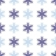 Snowflakes Background In Light Gray Colors - GraphicRiver Item for Sale