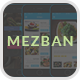 Mezban | Food Apps UI  - GraphicRiver Item for Sale