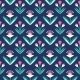 Seamless Pattern With Decorative Floral Ornament - GraphicRiver Item for Sale