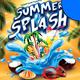 Summer Splash Party Flyer Template