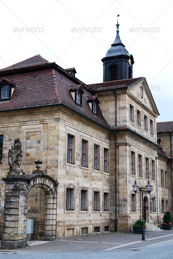 Bayreuth - Stock Photo - Images