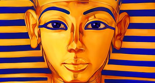 EGYPTIAN SET ILLUSTRATIONS