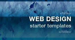 Web Designer Stater Templates