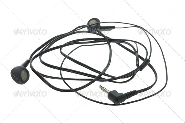 Ear Phone - Stock Photo - Images