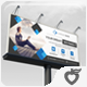Corporate Billboard - GraphicRiver Item for Sale