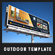Real Estate - Billboard, Backdrop & Rollup Design - GraphicRiver Item for Sale