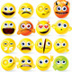 Collection of Emoticons - GraphicRiver Item for Sale