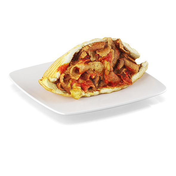 Doner kebab - 3DOcean Item for Sale