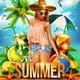 Beach & Summer Party - GraphicRiver Item for Sale
