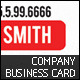 Company Business Cards - GraphicRiver Item for Sale