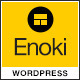 Enoki - Personal Blog For Foodies Nulled
