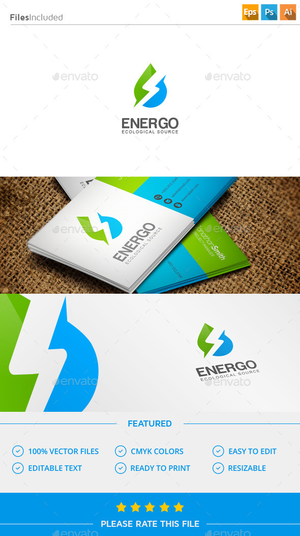 Energy Water Logo