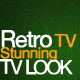 Retro TV look- Stunning out of signal TV effect - VideoHive Item for Sale