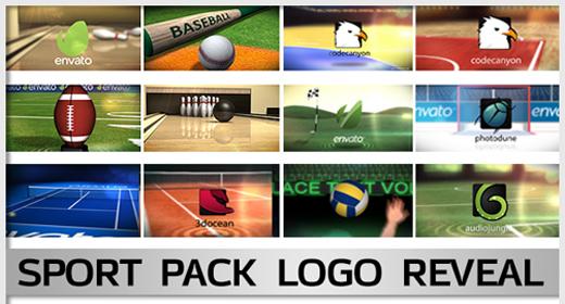 Sport Pack Logo Reveals