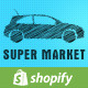 Ap SuperMarket - Shopify Responsive Theme - ThemeForest Item for Sale