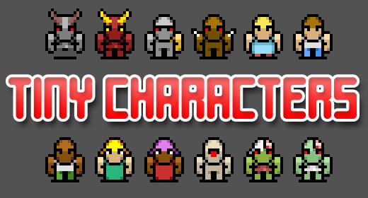 Tiny Characters