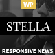 STELLA - Clean Blog/News/Magazine Responsive Theme - ThemeForest Item for Sale