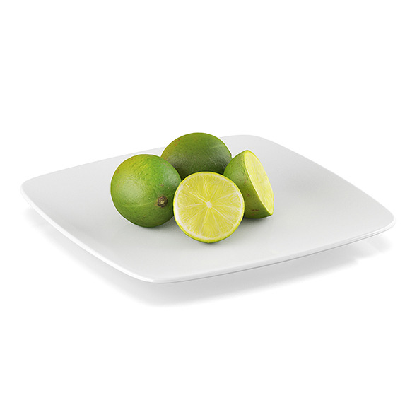 Lime fruits - 3DOcean Item for Sale