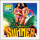 Tropical Summer Party - GraphicRiver Item for Sale
