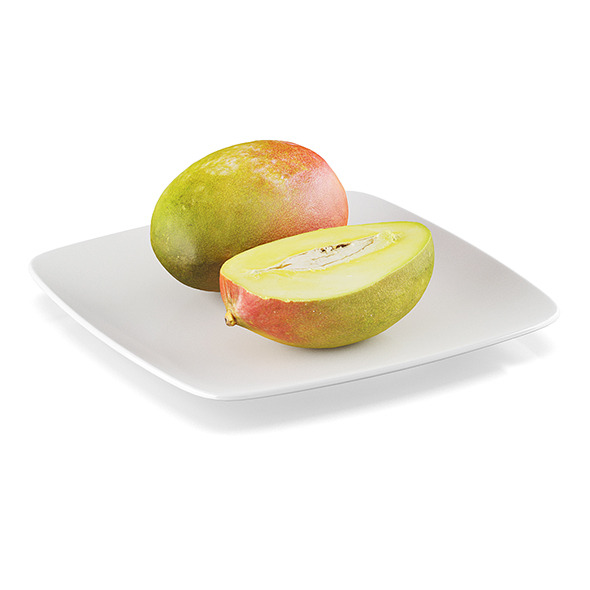 Mango fruits - 3DOcean Item for Sale