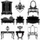 Collection of Furniture - GraphicRiver Item for Sale