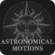 Astronomical Motions - VideoHive Item for Sale