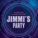 Jimmi's  Party - GraphicRiver Item for Sale