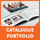 Catalogue Portfolio Template - GraphicRiver Item for Sale