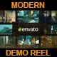 Modern Demo Reel - VideoHive Item for Sale