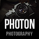 Photon | Fullscreen Photography WordPress Theme Nulled