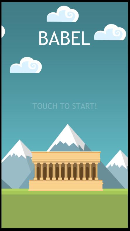 BABLE -HTML5 GAME