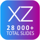 XZ Presentation Template - GraphicRiver Item for Sale