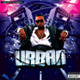 Urban Mixtape CD Cover Template - GraphicRiver Item for Sale