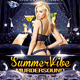 Summer  Vibe Party Flyer Template - GraphicRiver Item for Sale