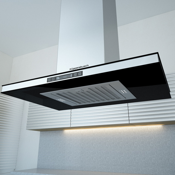Kitchen Hood KD9550 Kuppersbusch - 3DOcean Item for Sale