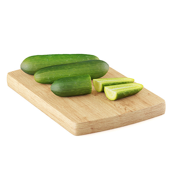 Cucumbers - 3DOcean Item for Sale