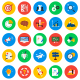 Strategy Circle Icons