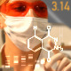 Medical Research Lab | Med Chemistry Logo Intro - VideoHive Item for Sale