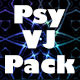 Psychedelic Fractal Vj Pack - VideoHive Item for Sale