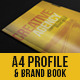 Company Profile & Brand Book Template - GraphicRiver Item for Sale