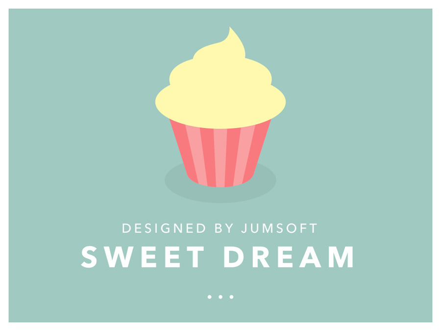 Sweet dream powerpoint template by jumsoft graphicriver sweet dream powerpoint template toneelgroepblik Images
