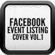Club Events Listing Facebook Cover  - GraphicRiver Item for Sale