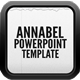 Anabell PowerPoint Theme - GraphicRiver Item for Sale
