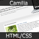 Camilia | Portfolio and Blog Template - ThemeForest Item for Sale