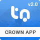 Crown - Multipurpose Responsive Landing Page Nulled