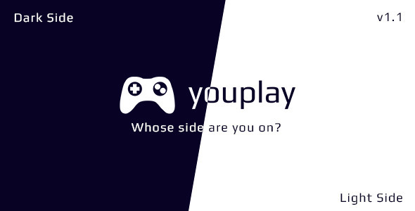 Youplay – Game Template based on Bootstrap