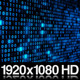 Binary Code on a Computer Screen - VideoHive Item for Sale